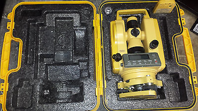 South ET-20 Electronic Theodolite *AS-IS UNTESTED* NO CHARGER WITH BATTERY