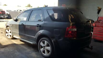 Ford Territory 2006 TURBO 6-SPEED Wrecking - parts only