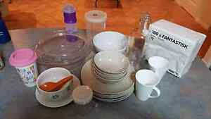 Plates,  bowls, glassware all for $10 Stirling Stirling Area Preview