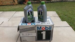 Mobil 1 Engine Oil Chatswood Willoughby Area Preview