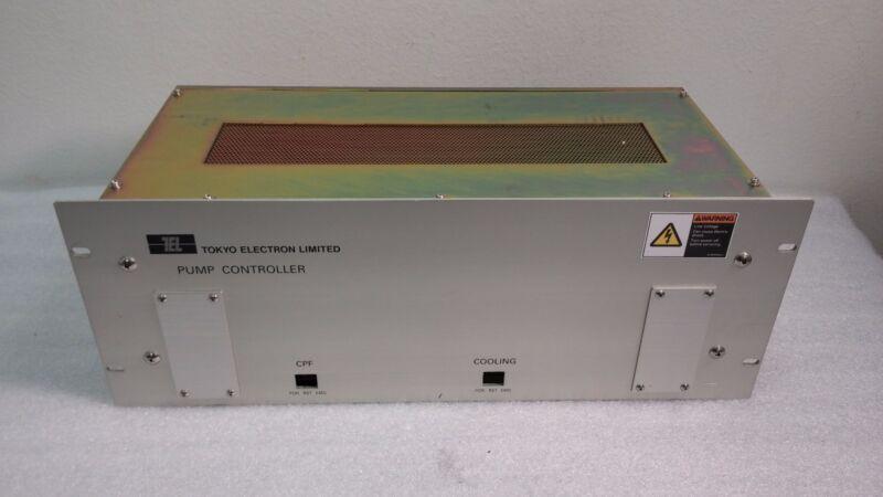 Tel Tokyo Electron Unity Ep-e Pump Controller