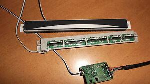 LE40N87BDX-XEC-Tastiera-comandi-della-TV-con-sensore-e-LED-luminoso-frontale