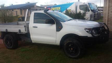 2012 Ford Ranger Chinchilla Dalby Area Preview