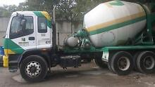 Concrete Cartage Contract for 4 years and 2007 Isuzu Truck Kedron Brisbane North East Preview