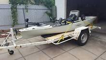 PA14 Hobie plus trailer Blair Athol Port Adelaide Area Preview