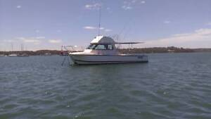 Noosa Cat Shark Cat 800 series Boat
