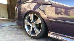 50th anniversary 19inch fg xr6 wheels Kingsley Joondalup Area Preview