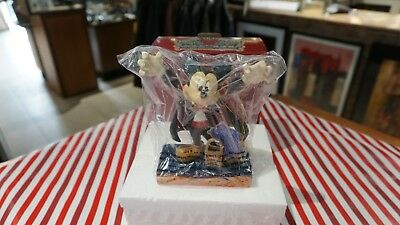 Jim Shore Disney Traditions Figurine Mickey Mouse Halloween Count Mickey - Jim Shore Halloween Figurines