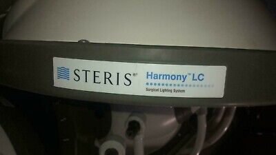 N Steris Harmony Lc Surgical Lighting System Sl 010