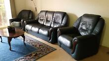 Used 2 chairs and lounge suite Carlton Kogarah Area Preview