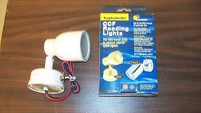 Taylorbrite CCF Reading Light 12V Euro White
