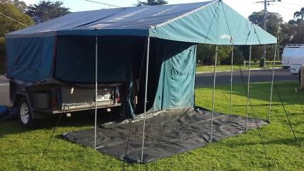Dingo Trekmaster off-road Camper Trailer