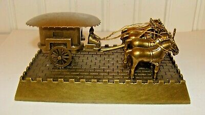 Bronze Chariot & Horses of Emperor Qin Shi Huang's Mausoleum Replica Model