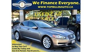 2009 Jaguar XF Premium Luxury, Navigation, B-Camera