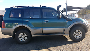 Pajero Exceed Auto 3.8l 7 seat 2003 - Negotiable Tamworth Tamworth City Preview