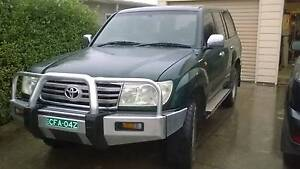 2006 Toyota LandCruiser Wagon Coffs Harbour Coffs Harbour City Preview
