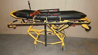Stryker Ez-pro Ambulance Cot 500 Lbs Stretcher Gurney Medical Ems Emt 3210