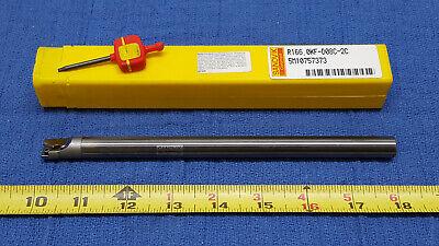 Internal Coolant Supply Sandvik Coromant A16T-SVPBR 3HP-R Steel CoroTurn 107 Boring Bar 1.00 Shank Diameter