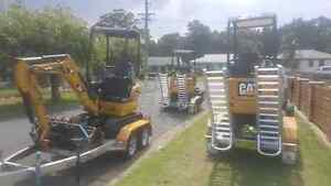 EXCAVATION n HIRE -from $55per hr Berkeley Wollongong Area Preview