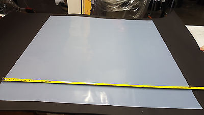 Silicone Rubber Sheet Translucent 132 Thk X 47wide X 48 Long