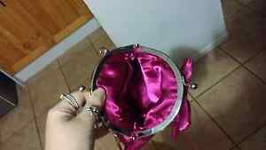 Pink hand bag Capalaba West Brisbane South East Preview