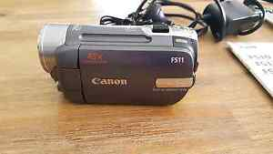 Cannon FS11 Camcorder Forrestdale Armadale Area Preview