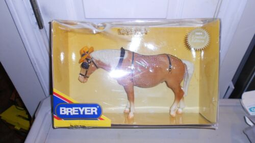 2004 Limited Edition Breyer Noddy Horse No. 1260 NRFB