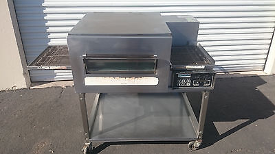 Lincoln Impinger Conveyor Pizza Oven Model 1162-060 In Electric