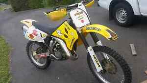 Rm 125 suzuki  dirt bike Greenbank Logan Area Preview