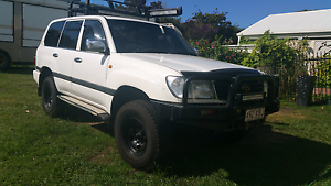 TOYOTA LANDCRUISER 100 SERIES Caboolture Caboolture Area Preview