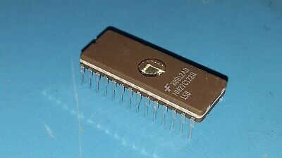 27C256-150 EPROM Standard EPROM Memory IC with UV Erasable Window