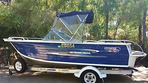 Quintrex 560 Freedom Cruiser Busselton Busselton Area Preview