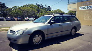 Mitsubishi Magna ES 2003 Wagon with CAMPINGSTUFF for sale! Cairns Cairns City Preview