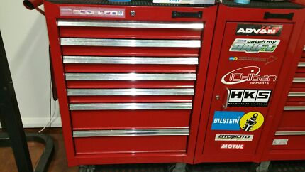 Mechanic toolbox  Middleton Grange Liverpool Area Preview