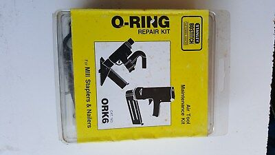 Ork6 Bostitch O-ring Seals Rebuild Kit For Miiifs Miiifn Flooring Nailer Stapler