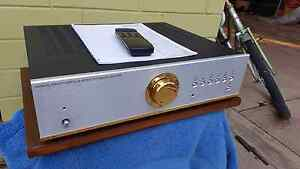 MUSICAL FIDELITY A-300 DUAL MONO INTEGRATED AMPLIFIER Hallett Cove Marion Area Preview