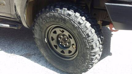 Brand New 4x4 Tyres Fitted & Balanced Dandenong South Greater Dandenong Preview