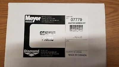 2015 Up Ford F150 Series Meyer Snow Plow Light Module And Adapters 07779