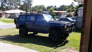 NISSAN PATROL GQ TD42T 35Z BAR WORK LIFT REGO Lawnton Pine Rivers Area Preview