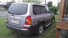2004 Hyundai Terracan Wagon North Mackay Mackay City Preview