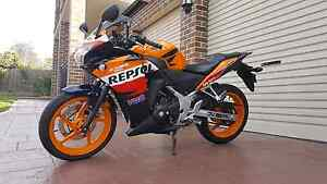 2012 Honda CBR 250R Repsol edition. Dandenong North Greater Dandenong Preview