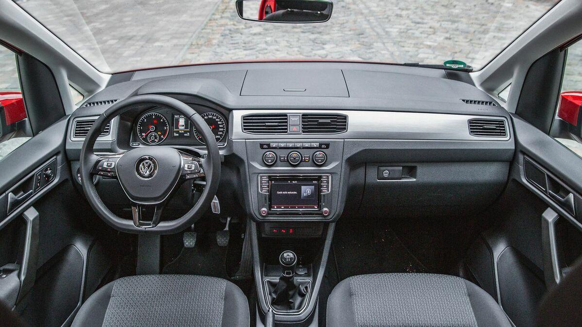 Der VW Caddy (Facelift 2015) im Alltagstest