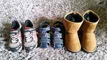 Boys shoes ASICS runner, sandles and ugg boots Hastings Mornington Peninsula Preview