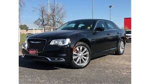 2017 Chrysler 300 TOURING**AWD**LEATHER**NAV**SUNROOF**