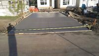 Get the best price for all your concrete work(free estimate)