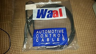 Fiat seicento handbrake cables Waal fits all 1998 to 2003