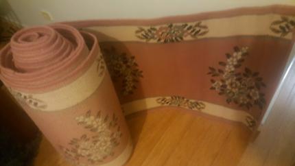 Hall way mat