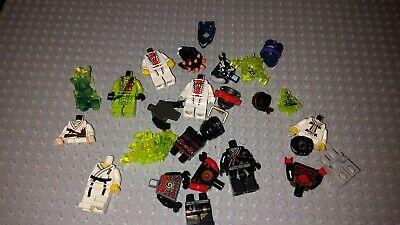 Lego ninjago lot of minifigures