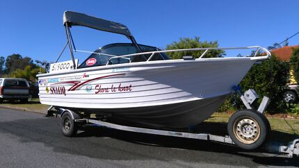 2001 560 Quintrex Freedom Sport Newcastle 2300 Newcastle Area Preview