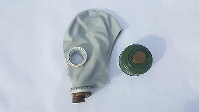 Neu Gasmaske mit Filter Schutzmaske Gasmaske Russische CCCP *TOP*